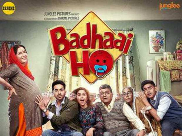 Movie Review: Badhaai Ho Beats Thugs of Hindostan at the ...