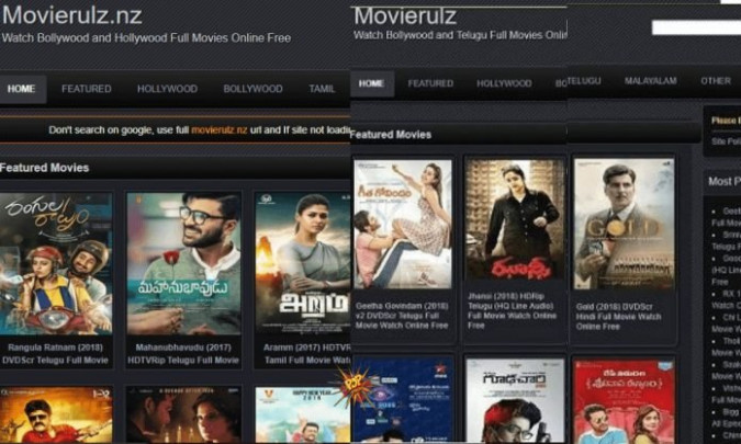 MovieRulz 2019-Download Tamil Telgu Bollywood