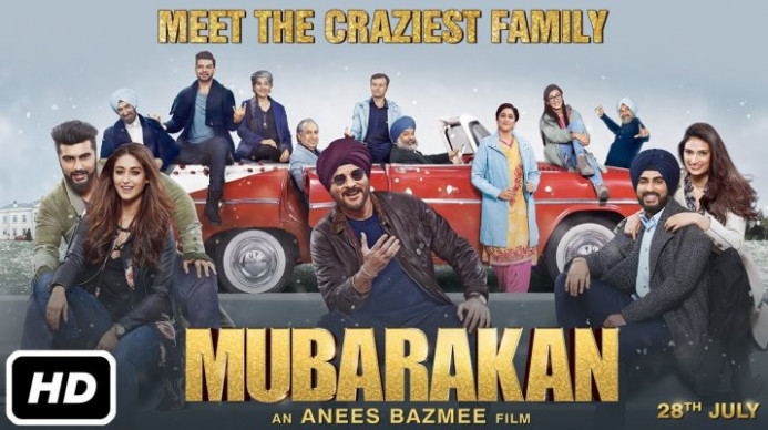 Mubarakan Trailer-2 | Hit ya Flop Movie world