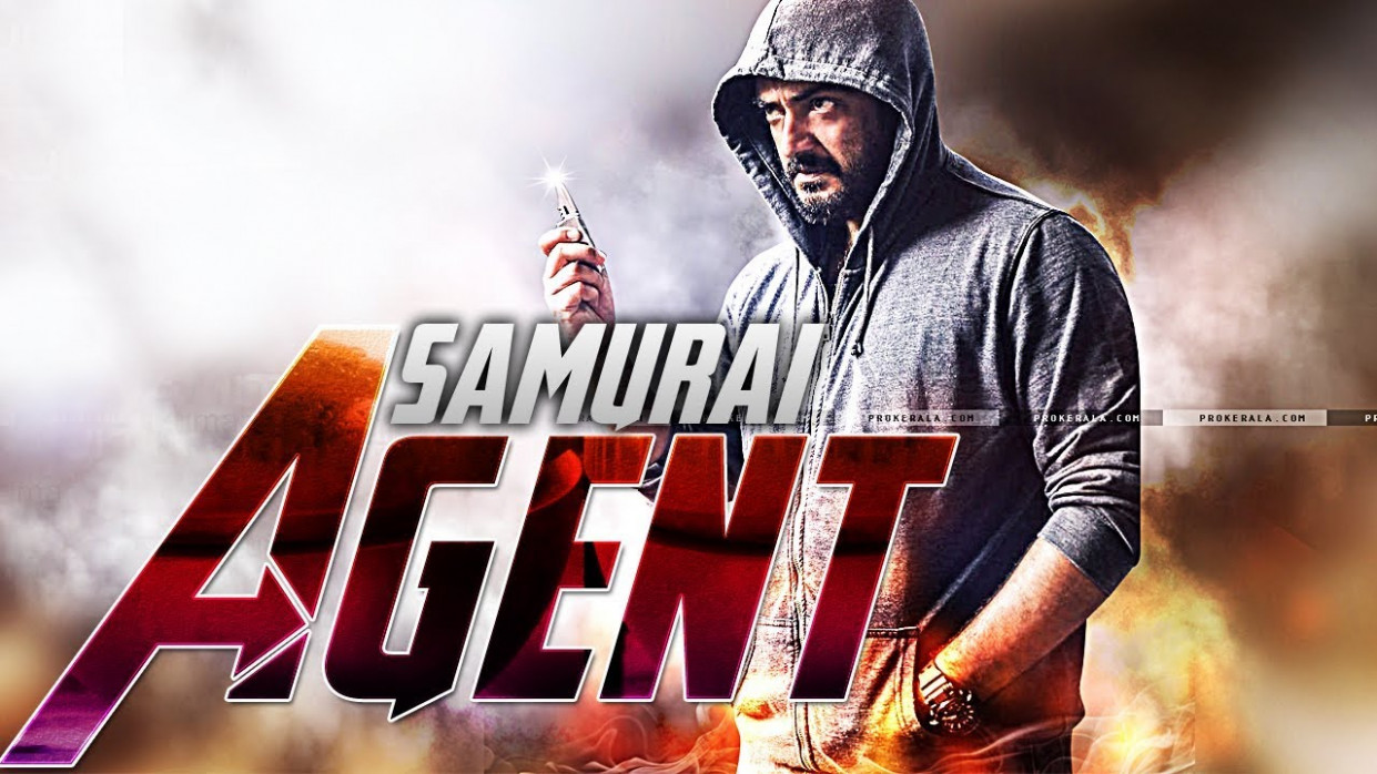 New Action Movie Samurai Agent 2018 New Movie Samurai ...
