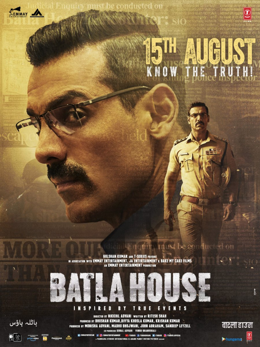 New Batla House Poster Out Adding more to the Intrigue ...