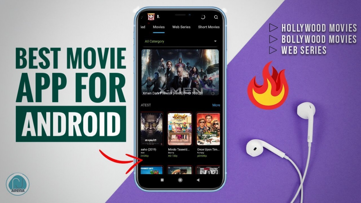 [ NEW ] Best Free Movie App For Android 2019 | Free Movie ...