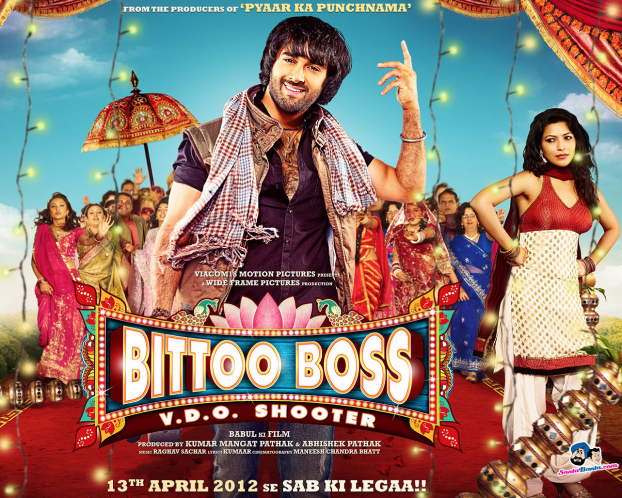 New Bollywood Movie Bittoo Boss HD Wallpapers Desktop Free ...