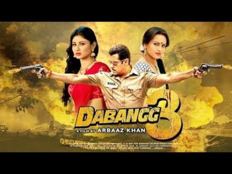 new Bollywood movie Dabangg 3 trailer coming in 2019 - YouTube