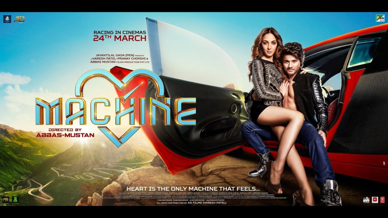 New Bollywood Movie Machine Official Trailer 2017.Hindi ...