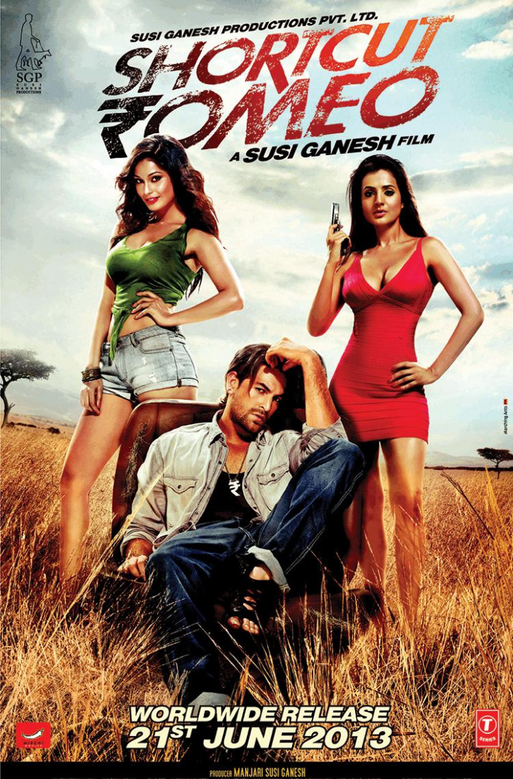 New bollywood movies: Shortcut Romeo (2013) – Hindi Movie ...