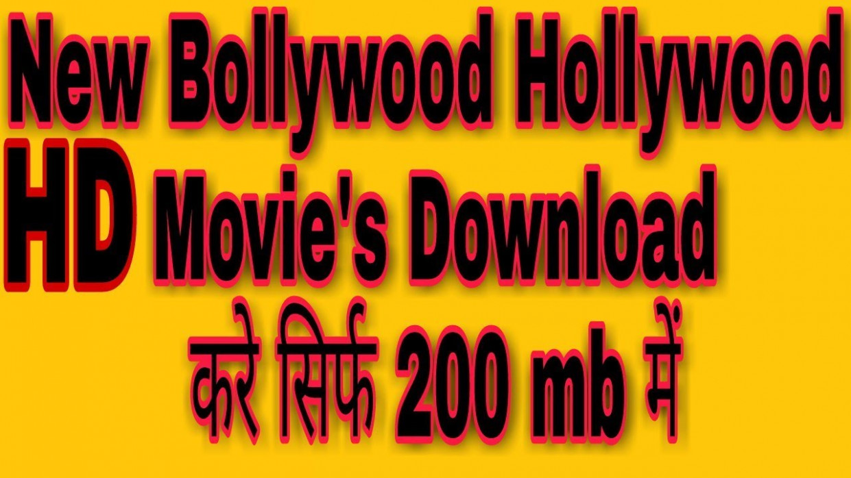 New Hd Bollywood Hollywood movie's Download in hindi ...
