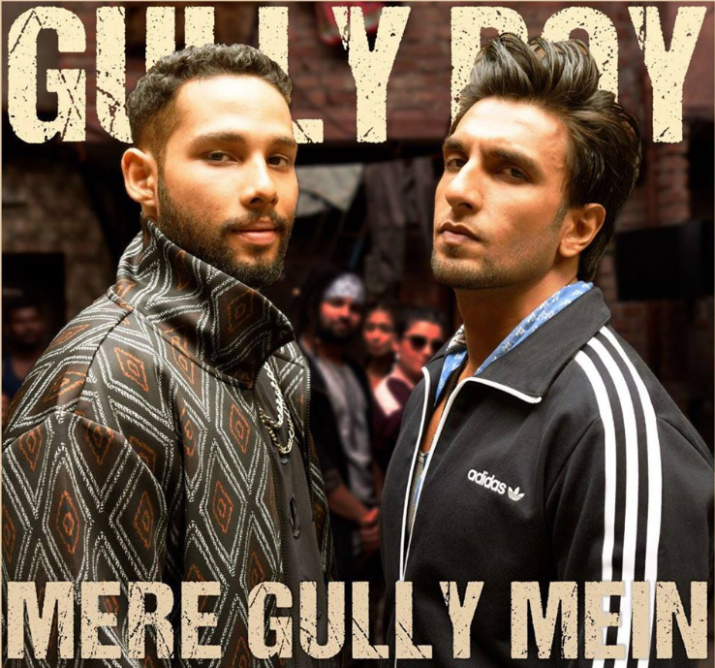 NEW RELEASE: MERE GULLY MEIN FROM THE UPCOMING MOVIE ...