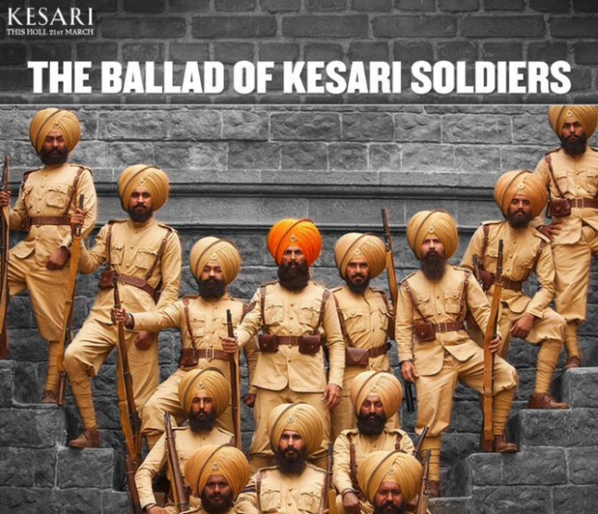 NEW RELEASE: TERI MITTI FROM THE UPCOMING MOVIE 'KESARI ...