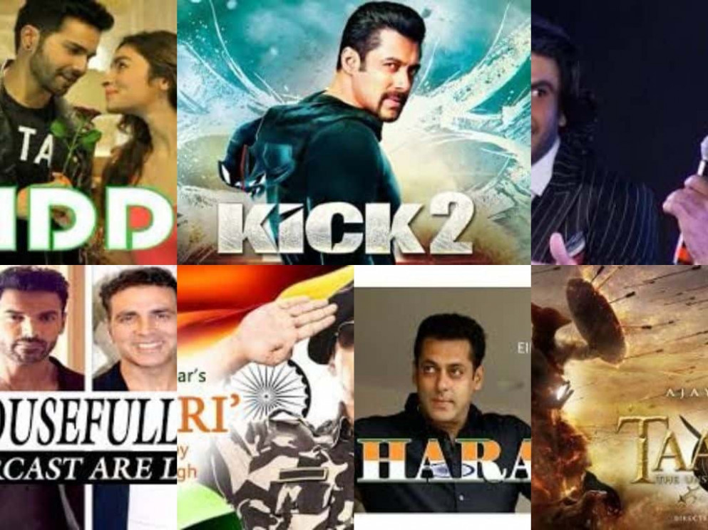 New Upcoming Bollywood Movies 2019 List with Update ...