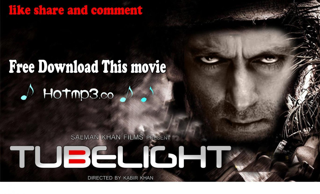 New Upcoming movie #Tube light Free #download all #songs ...