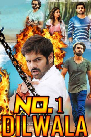 No. 1 Dilwala (Vunnadhi Okate Zindagi) 2019 Hindi Dubbed ...