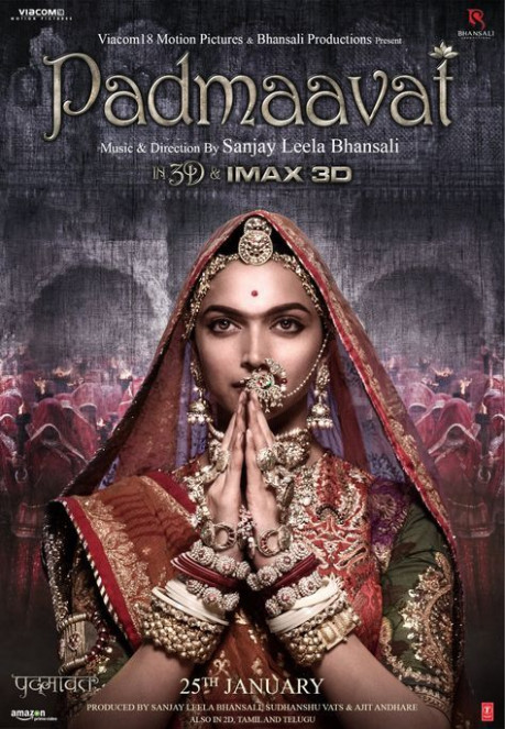 Padmavat 2018 Hindi Movie Free Download Full HD Bluray ...