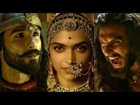 PADMAVAT FULL HINDI MOVIE CAST| PADMAVATI FULL BOLLYWOOD ...