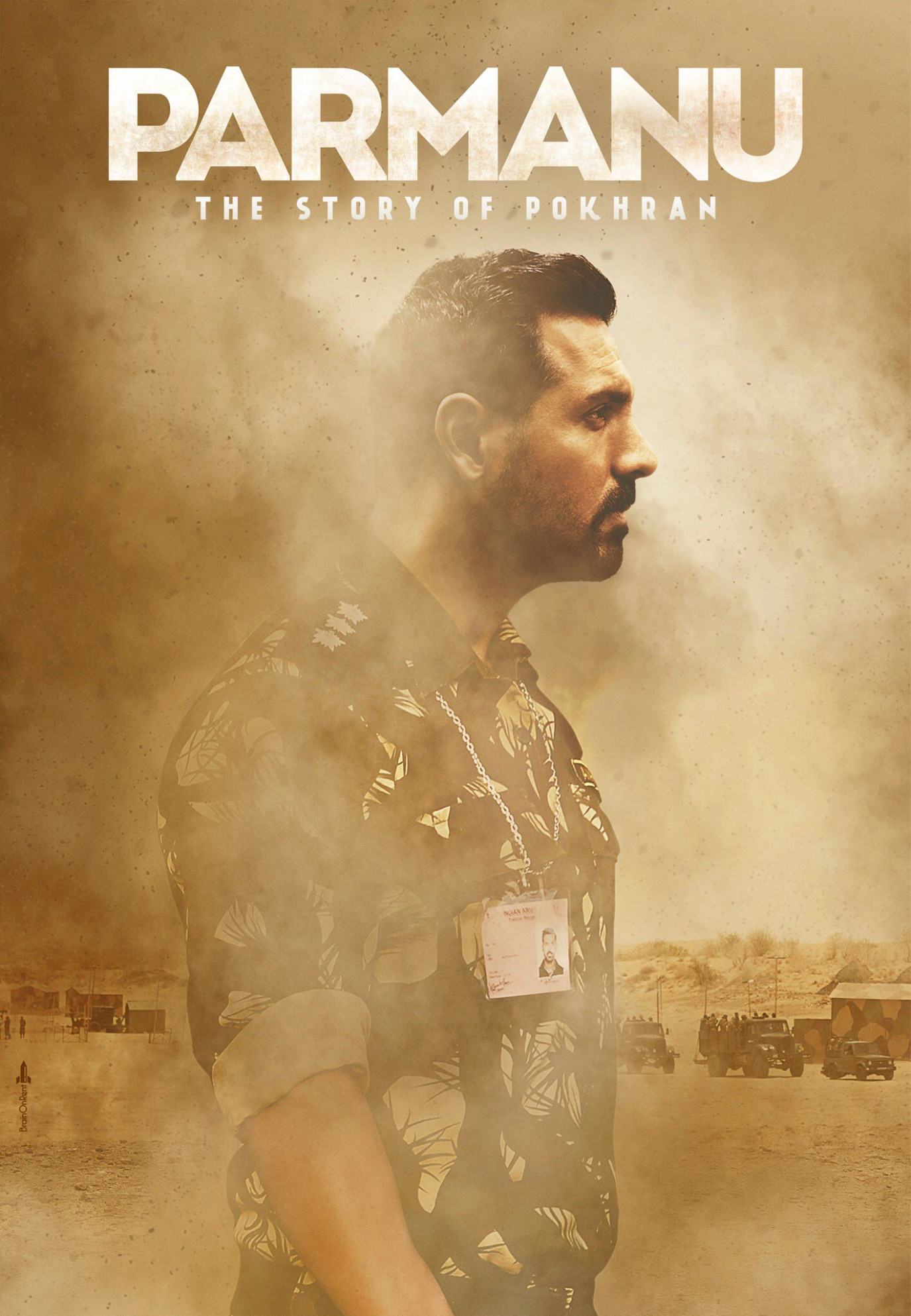 Parmanu: The Story Of Pokhran Movie HD Poster Wallpaper ...