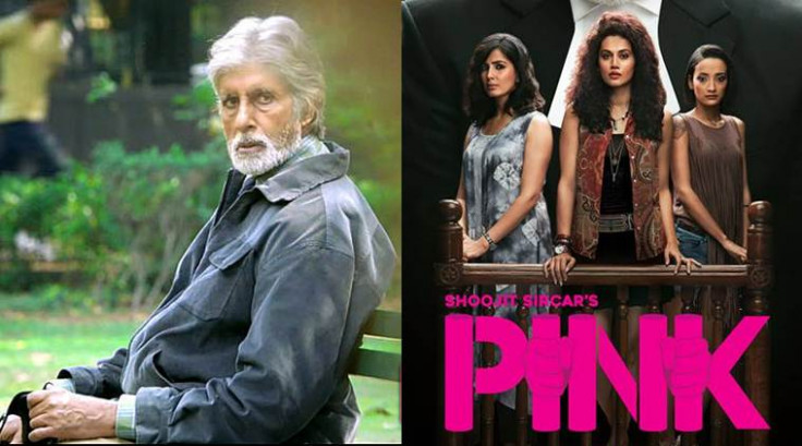 Pink Movie Box Office Collections With Budget