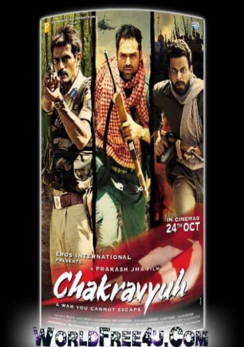 Poster Of Hindi Movie Chakravyuh (2012) Free Download Full ...