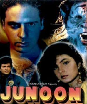 Poster Of Hindi Movie Junoon (1992) Free Download Full New ...