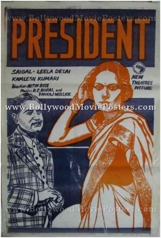 President | Bollywood Movie Posters