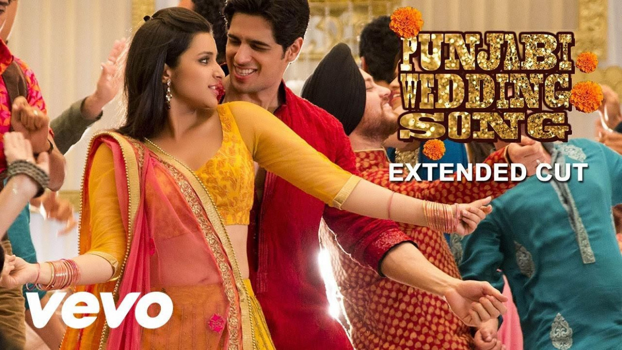 Punjabi Wedding Song Video - Parineeti Chopra | Hasee Toh ...