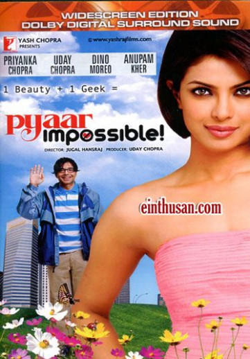 Pyaar Impossible! Hindi Movie Online - Uday Chopra ...