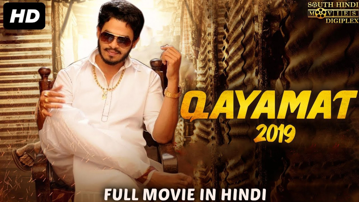 QAYAMAT 2019 - Full Hindi Dubbed Movie | New South Movie ...