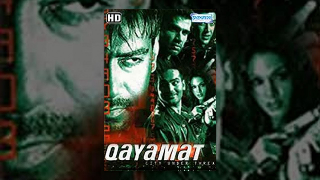 Qayamat - City Under Threat (HD) - Hindi Movie - Ajay ...