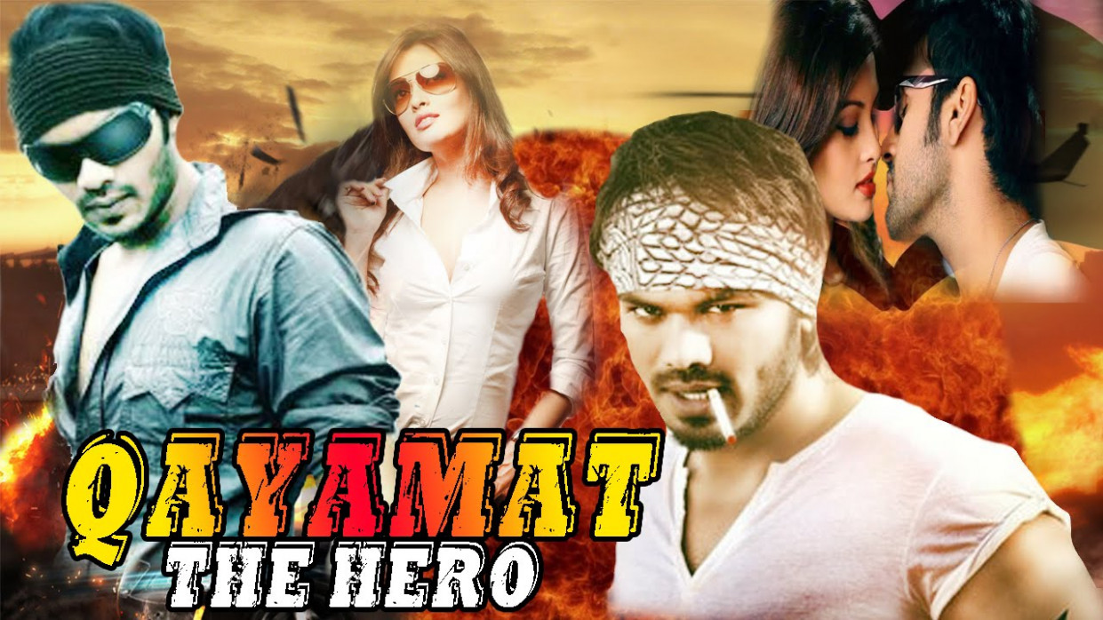 Qayamat The Hero ᴴᴰ - New Dubbed Action 2016 Full Hindi ...