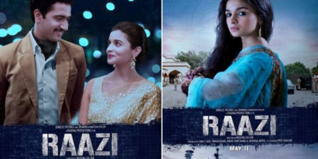 Raazi: Box Office, Prediction, Hit or Flop, Budget, Cast ...