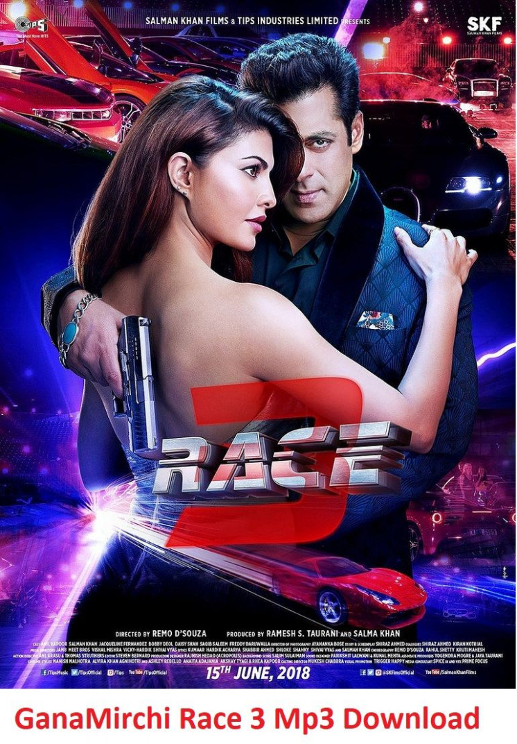 Race 3 Songs Download, Download Salman Race 3 Songs ...