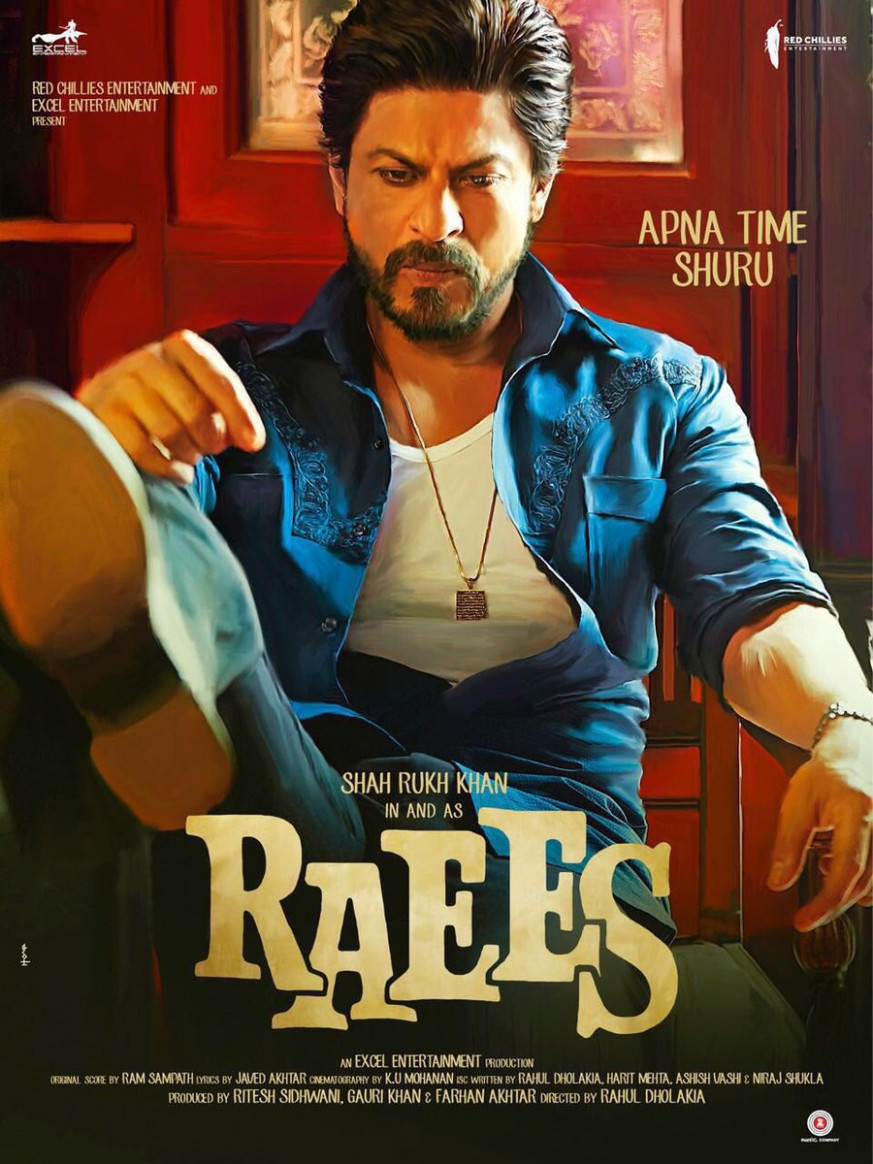 Raees Beats Shivaay, Becomes Most Liked Bollywood Movie ...
