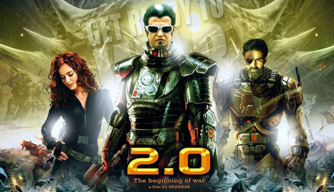 Rajinikanth's Triple Role in Enthiran 2/ Shankar's 2.0