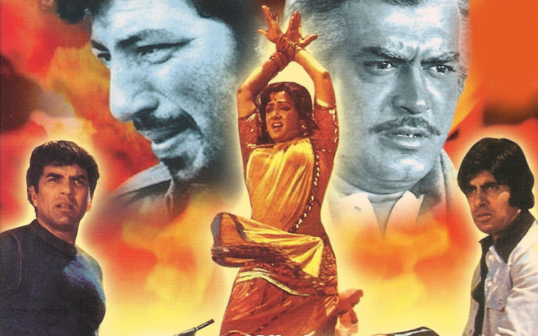 Ramesh Sippy on shooting different ending for 'Sholay ...