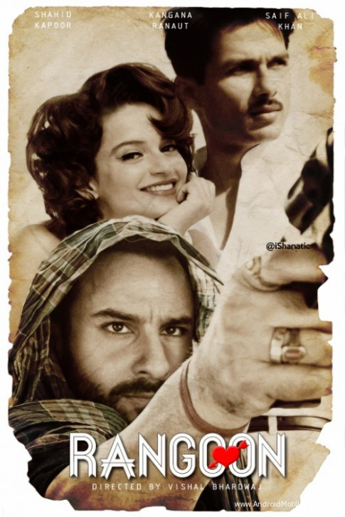 Rangoon (2017) Movie Ringtones - AndroidMobileZone.com
