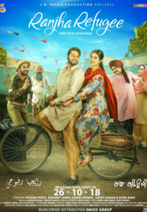 Ranjha Refugee 2018 Punjabi FIRST-CAM Download 500MB