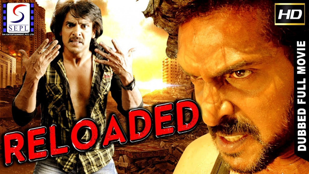 Reloaded 2017 Hindi Dubbed Movie WEBRip 500MB 480p 7StarHD ...
