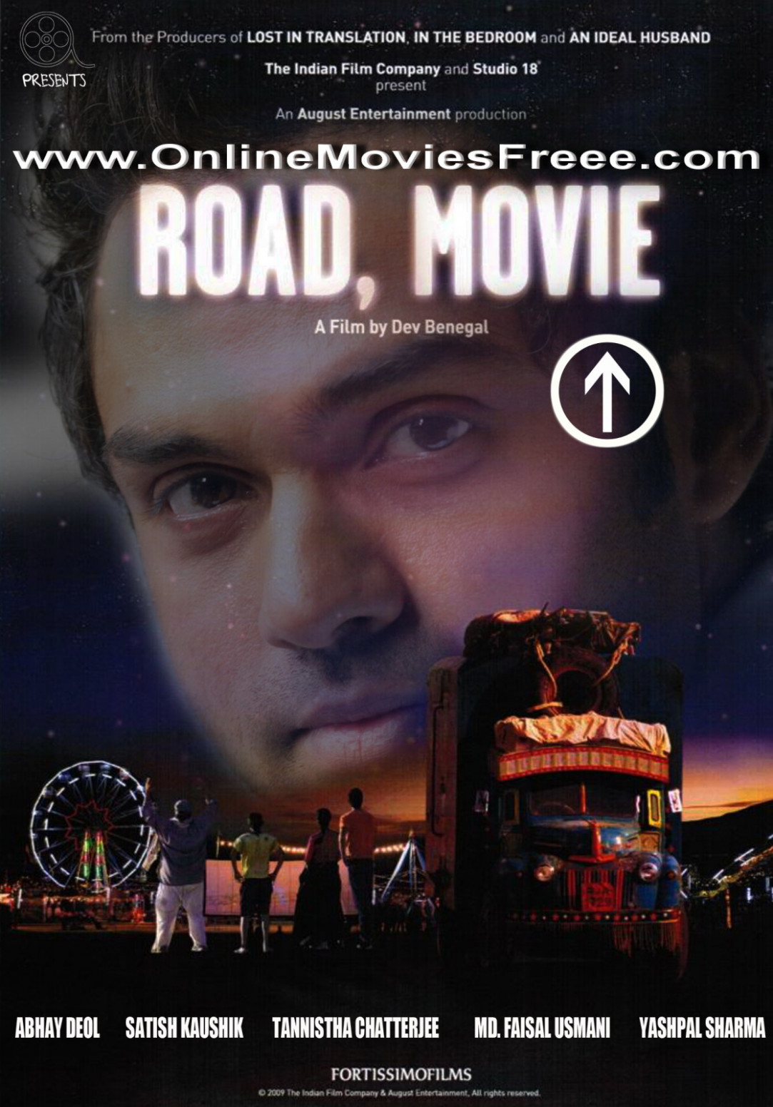 ROAD MOVIE 2010 1CD DVD Rip movie in direct link download ...