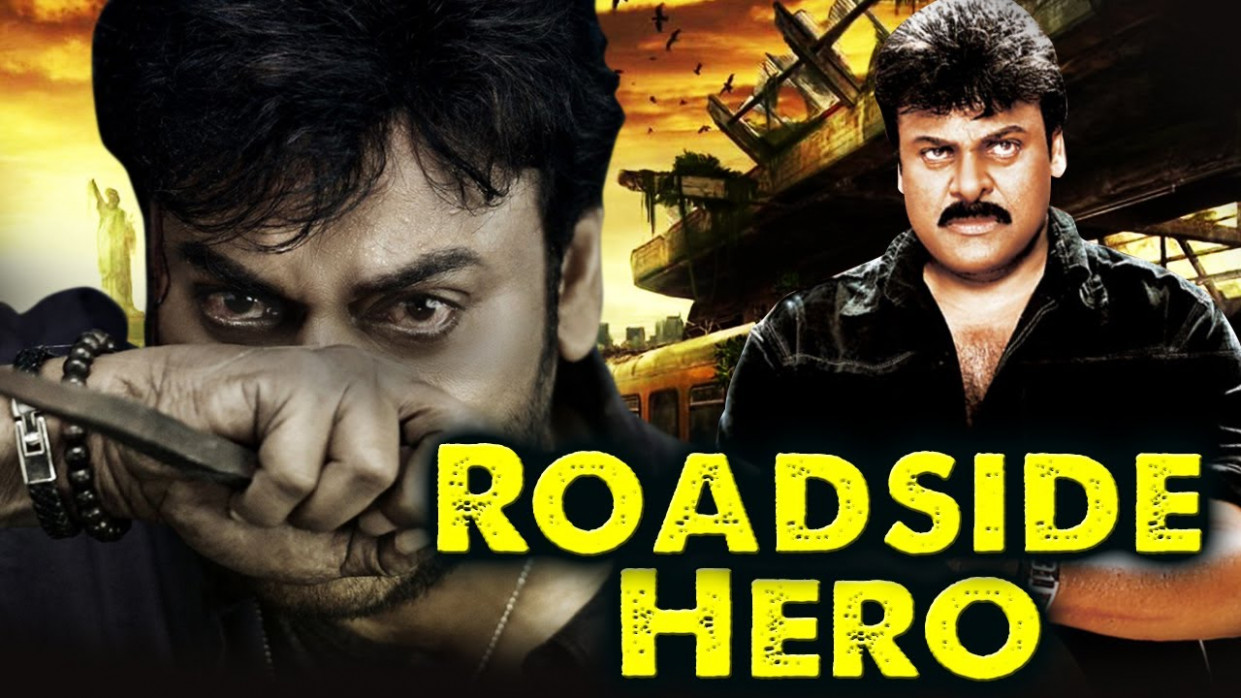 Roadside Hero (2017) Hindi Dubbed Movie WEBRip 500MB 480p ...
