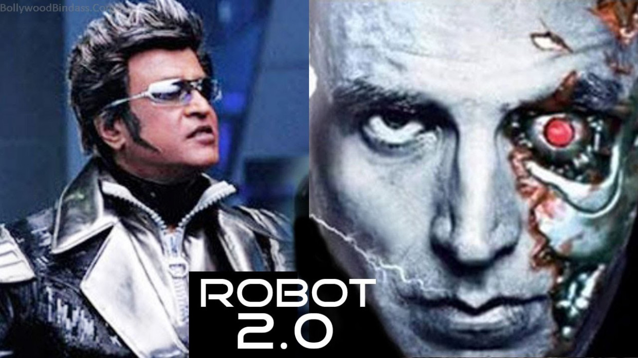 Robot 2 Wallpaper - Bollywood Bindass