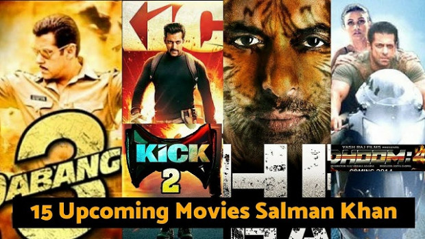 Salman Khan Top Upcoming Movies 2019 | Latest Movies 2019