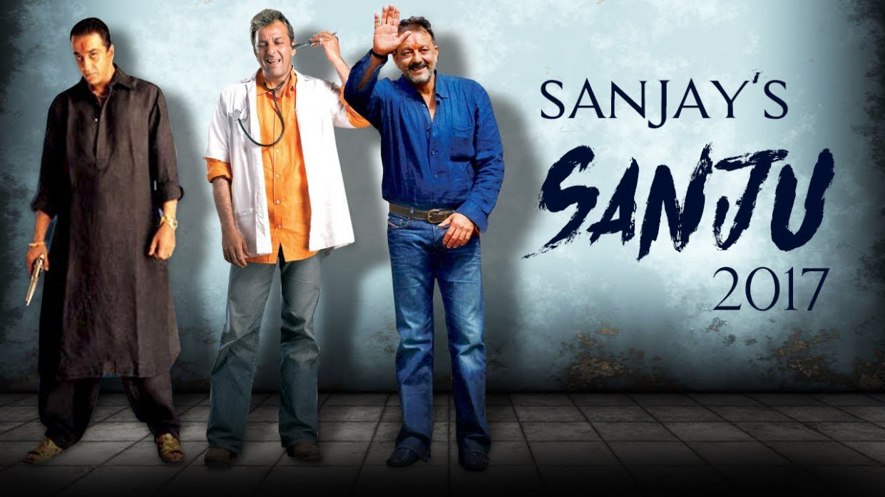 Sanjay's Sanju 2017 New Bollywood Hindi Movie | Latest ...