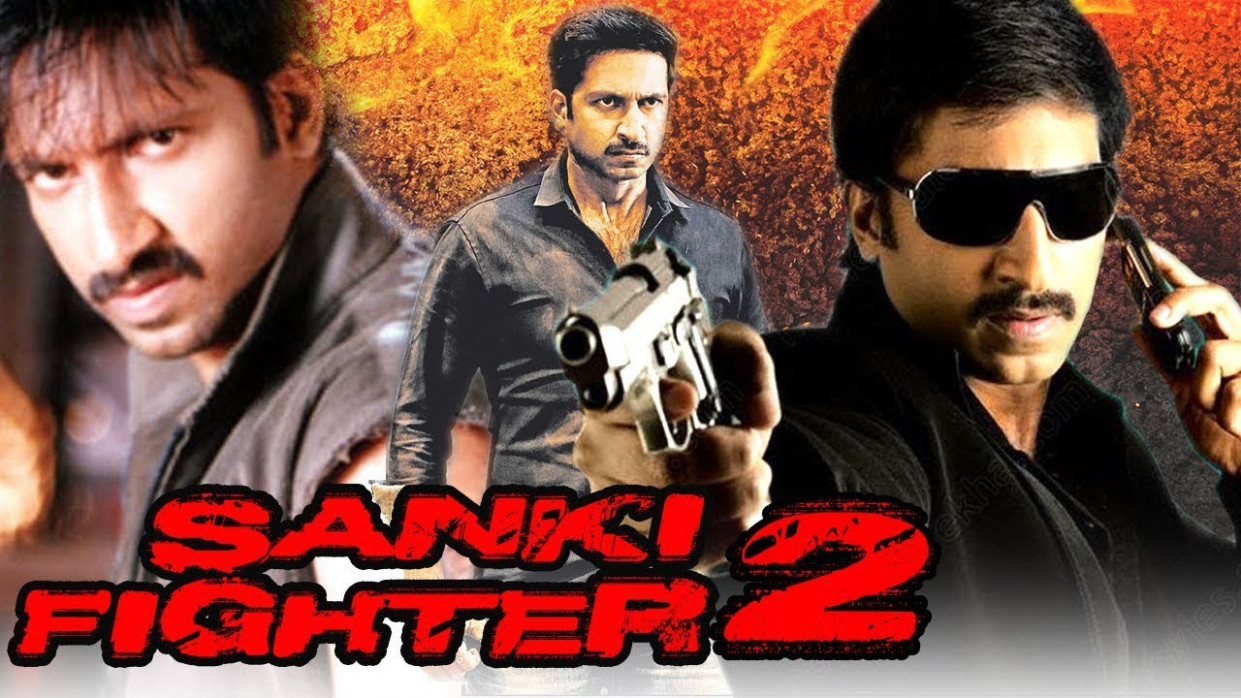 Sanki Fighter 2 (2017) WEBHDRip 480p Hindi Dubbed 500MB ...