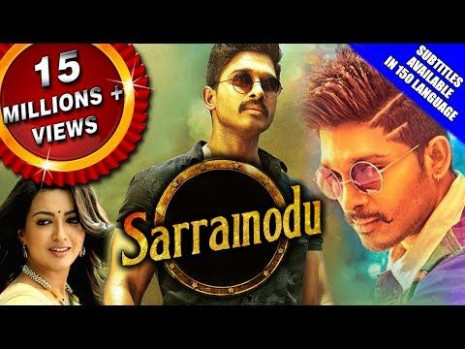 Sarrainodu (2017) New Released Full Hindi Dubbed Movie ...