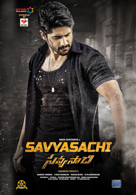 Savyasachi (2019) Hindi Dubbed 500MB HDRip 720p HEVC x265 ...