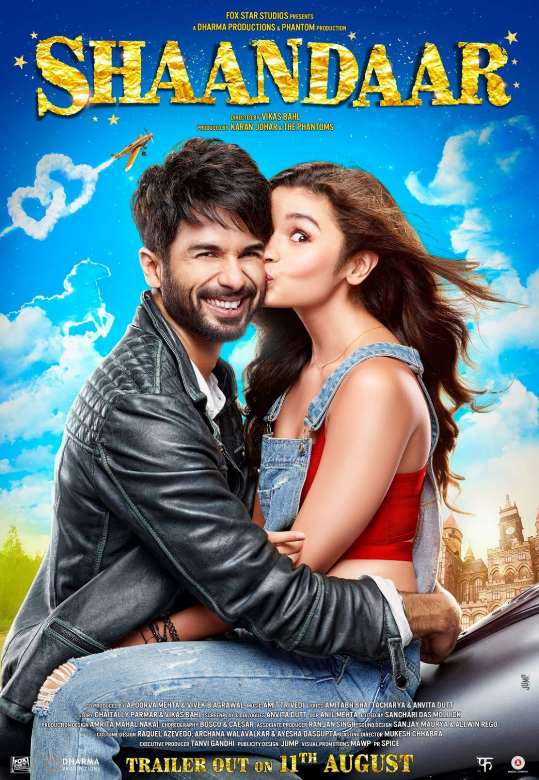 Shaandaar (2015) full Movie Download in hd free