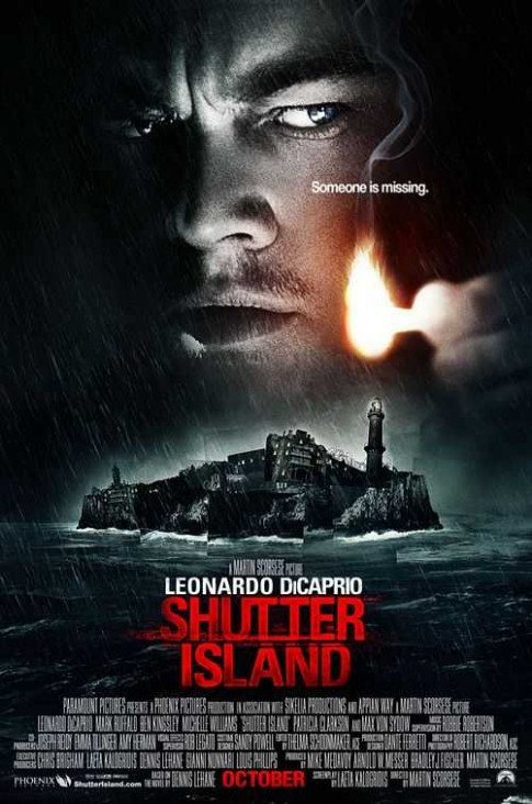 Shutter Island (2010) BRRip 720p 1GB Dual Audio [English ...