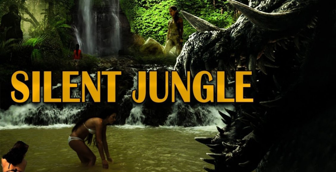 SILENT JUNGLE || New Hollywood Hindi Dubbed Movie | Action ...