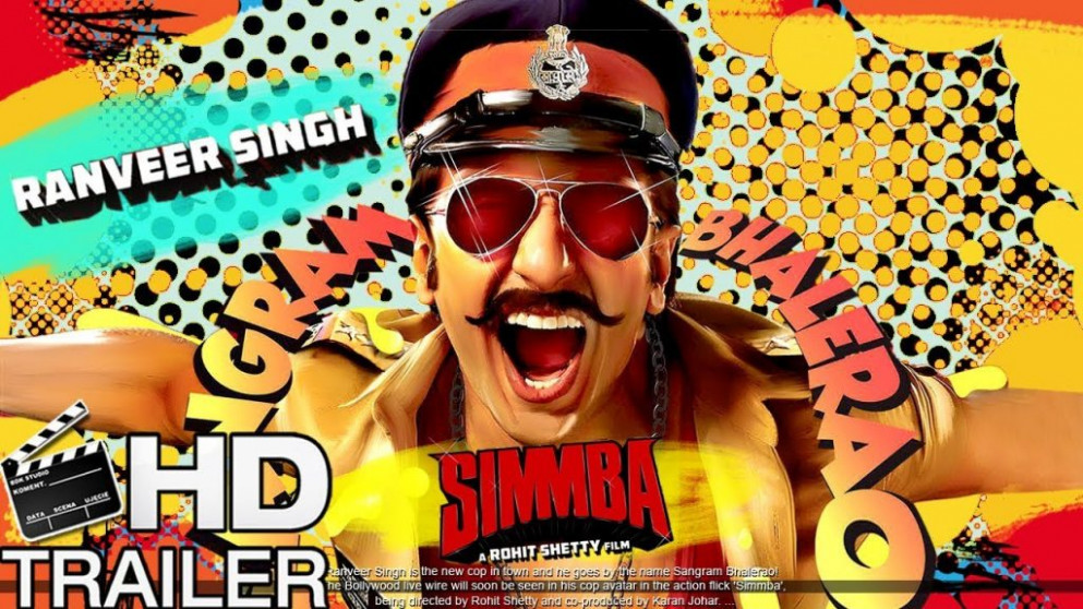 Simmba 2019 Bollywood New Movie Watch Online Full Hd