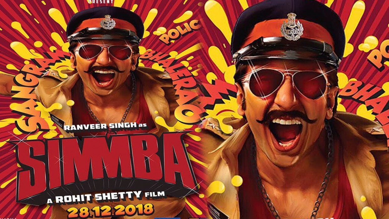 Simmba Cast Trailer Review Release Date Opening Day Income ...