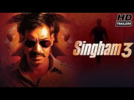 Singham 3 Official Trailer 2018 ||Bollywood New Movie ...